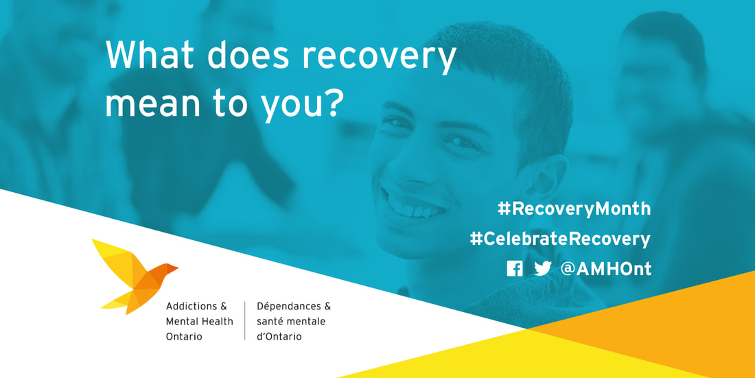 What does recovery mean to you?