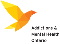Addictions & Mental Health Ontario logo