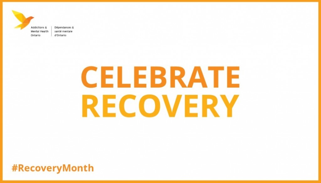 AMHO celebrates 13th annual Recovery Month with events across the province