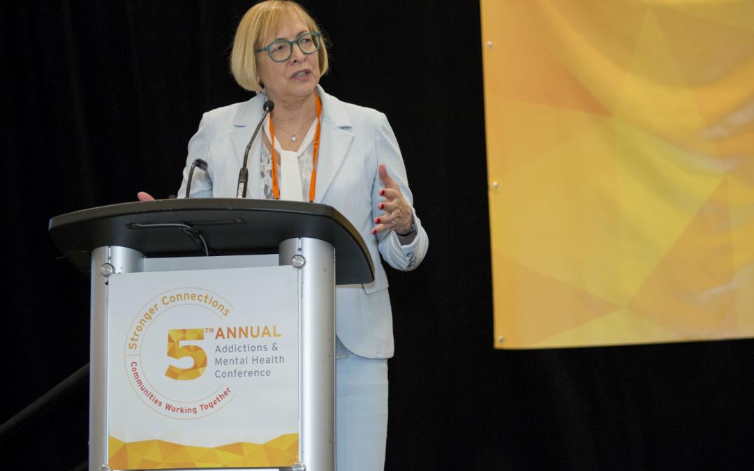 Announcing the retirement of Gail Czukar, AMHO CEO