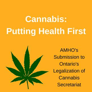 Cannabis: Putting health first
