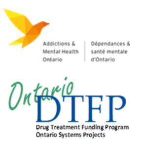 drug treatment funding program ontario systems projects
