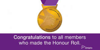 Ministers Medal
