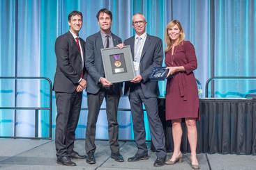 Regan Anderson, CEO of men's residential addiction program, receives highest health recognition