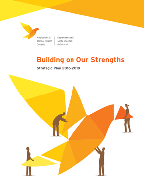 "AMHO Strategic Plan -- ""Building on Our Strengths"""